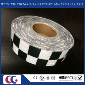 Pet Material Diamond Grade Grid Reflective Tape pictures & photos