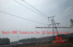 500kv Transmission Line Jg2 Angle Tension Tower pictures & photos