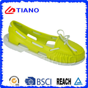 Casual Colorful Outdoor Garden EVA Clog Shoes for Lady (TNK30041) pictures & photos