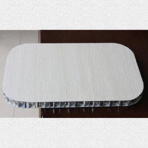 Durability Aluminum Honeycomb Sheet Panel for Cladding Decoration pictures & photos