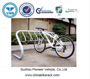 3 Bikes Capacity Bicycle Stand Racks pictures & photos