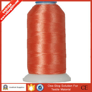 Wholesale 100% Rayon Embroidery Thread pictures & photos