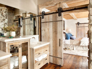 Contemporary Style Sliding Barn Door Hardware Roller & Fittings for Barn Door pictures & photos