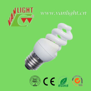 Full Spiral Series T2-5W Energy Saving Lamps ESL (VLC-FST2-5W) pictures & photos