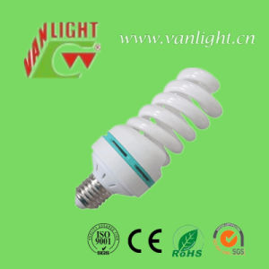 High Lunmen Full Spiral CFL Energy Saver Light Bulb pictures & photos