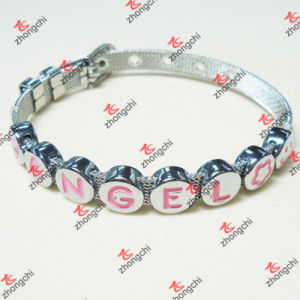 Fashion 6mm Stainless Steel Bangles for Kids Jewelry Bracleet (B162) pictures & photos