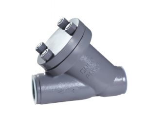 Ammonia Check Valve for Ammonia Cold Room Welded (Y type) pictures & photos