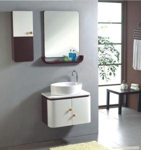 Cheap Plastic Bathroom Cabinet 12 Inch Deep Bathroom Vanity pictures & photos