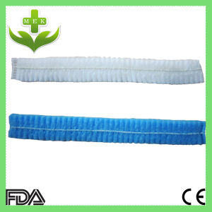 Xiantao Hubei Disposable Non Woven Clip Cap/ Mob Cap pictures & photos