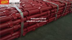 Cuplock Scaffolding Standard for Construction Formwork to Gulf pictures & photos