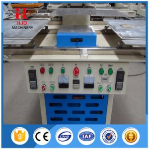 Hjd-J6 Garment Embossing Machine for Hot Sale pictures & photos