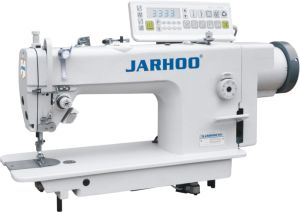 Jarhoo-212g Split Direct-Drive Big Hook Lockstitch Sewing Machine for Thick Material with Stainless Steel Face