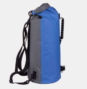Outdoor Sports Camping 40L Waterproof Barrel Backpack Dry Bag (YKY7279) pictures & photos