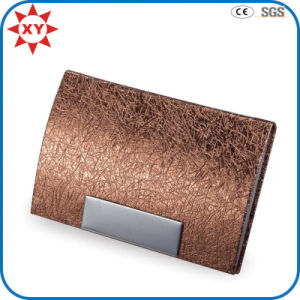 New Deiagn Leather Business Name Card Case pictures & photos