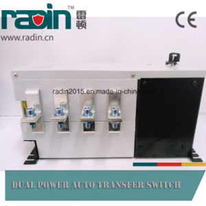 RDS2-630A/4p Generator Transfer Switch ATS, Auto Changeover Switch pictures & photos