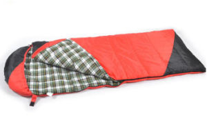 Wholesale Hooded Envelope Sleeping Adult Sleeping Bag