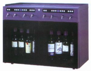 8 Bottles Red Wine Cooler/Wine Cellar/Wine Chiller/Wine Dispenser/Wine Cabinet (SC-8) pictures & photos