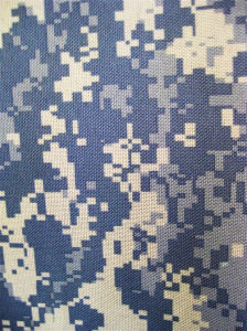 Fy-DC07 600d Oxford Polyester Printing Digital Camouflage Fabric pictures & photos