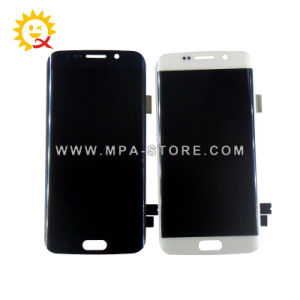 S6 Edge Mobile Phone LCD Display for Samsung pictures & photos