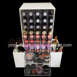 Hottest White Cosmetic Organiser Storage Holder pictures & photos