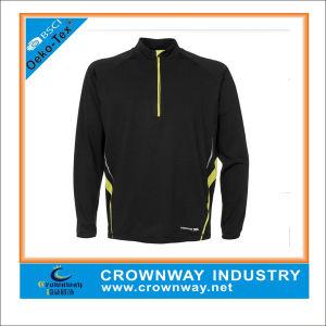Cavort Quick Dry Half Zip Base Layer Top for Men pictures & photos