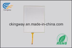 Carbon Printed High Quality 5.6 Inch 4wire LCD Touch Screen Panel with FPC pictures & photos