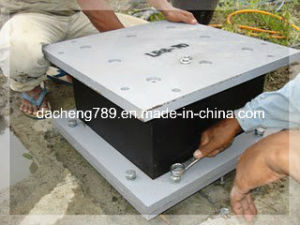 Widely Used Lead Rubber Bearing for Resisting Earthquake pictures & photos
