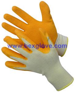 Pretty Garden Glove, Latex Glove pictures & photos
