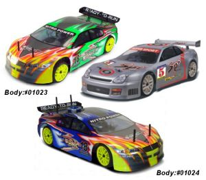 Ready to Run RC Car 50km/H Petrol Toy Car pictures & photos