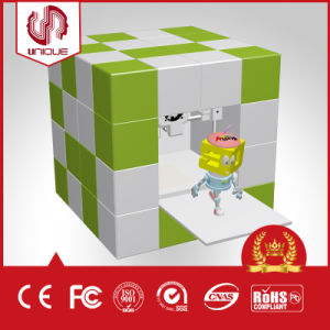 Cube Mini 3D Printer Use PLA Filament Material for Household pictures & photos