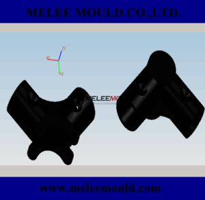Melee Plastic Angle Connector Mould pictures & photos
