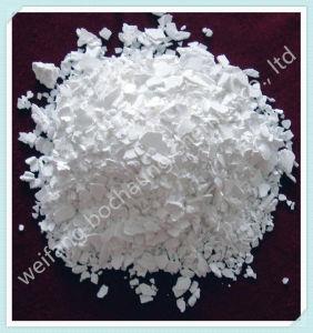 Manufacture Calcium Chloride (CaCl2) 74%-95% in Flake, Powder, Granular Pellet pictures & photos