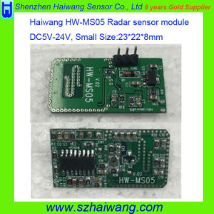Human Detect Sensor Module Occupancy Sensor Module 12V 24V Hw-Ms05 pictures & photos