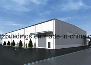 Wide Used Steel Structure Warehouse From China pictures & photos