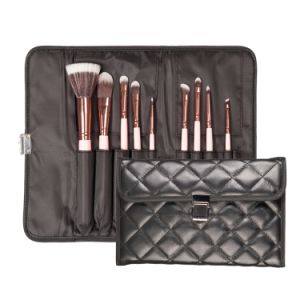 Private Label High Quality 9PCS Makeup Brush with Synthetic Hair pictures & photos