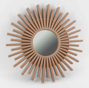 Sunflower Injection Wall Mirror for Home Wall Deco pictures & photos