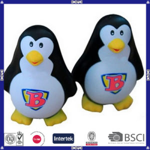 Best Selling Cheap Customized Logo Animal Shaped PU Toy pictures & photos