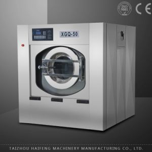 Stainless Small Type 15kg Fully Automatic Washing Machine for Laundry pictures & photos
