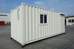 Container Office / Intelligent Office / Moving House / Container House (Modular Integrated Housing)
