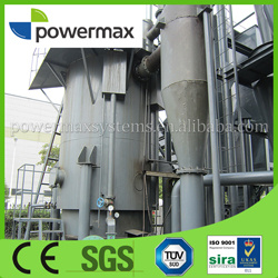 Organic Waste Biomass Gasification Plant, Powermax Generator, Biomass Plant