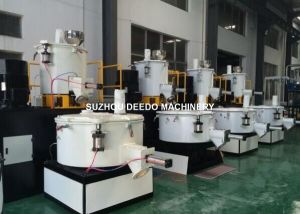 High Speed PVC Hot and Cooling Plastic Mixer Machine pictures & photos