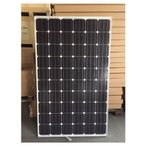 China Top 10 Manufacture High Quality 250W Poly Solar Panel