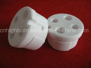Stable Tolerance Alumina Ceramic Insulator pictures & photos