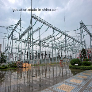 500kv Substation Steel Truss