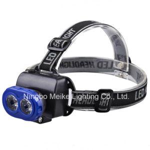 Portable Camping Outdoor Light 2watt LED Headlamp (MK-3022)