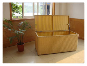Wicker Laundry Basket/Wicker Chest/Rattan Storage Baskets/Wicker Trunk pictures & photos