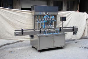 High Effeciency Automatic Paste Packing Liquid Filling Machine pictures & photos