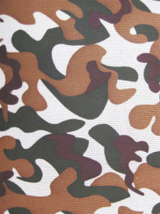 High Quality 600d Camouflage Printing Polyester Fabric pictures & photos