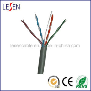 LAN Cable, UTP Cat5e Cable pictures & photos