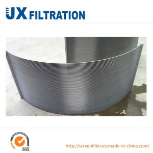 Coal Wedge Wire Filter Sieve Bend Screen pictures & photos